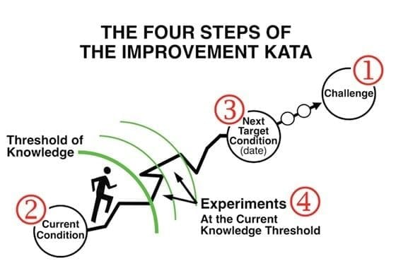 Kata: Four Steps of the Improvement Kata