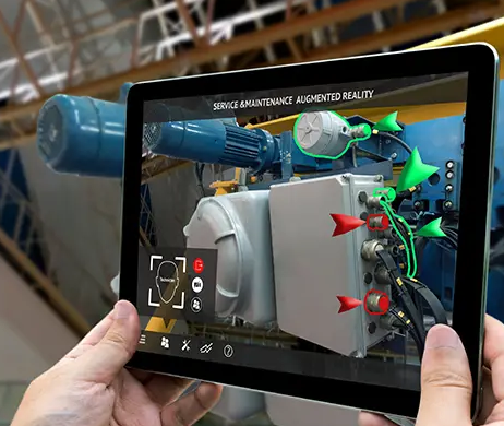 Technology Demonstration on Augmented Reality for Industry 4.0